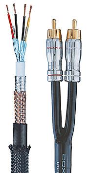 межблочный кабель 2RCA-2RCA