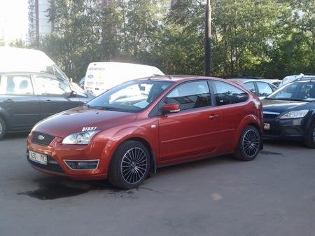 ford focus автозвук