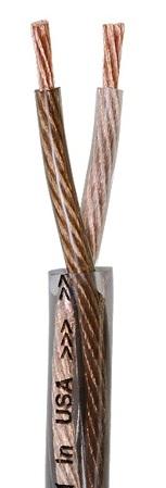 акустический кабель с защитой от помех и наводок