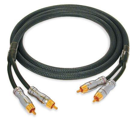 межблочный кабель 2RCA-2RCA для автомобиля
