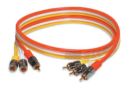 компонентный кабель 3rca-3rca